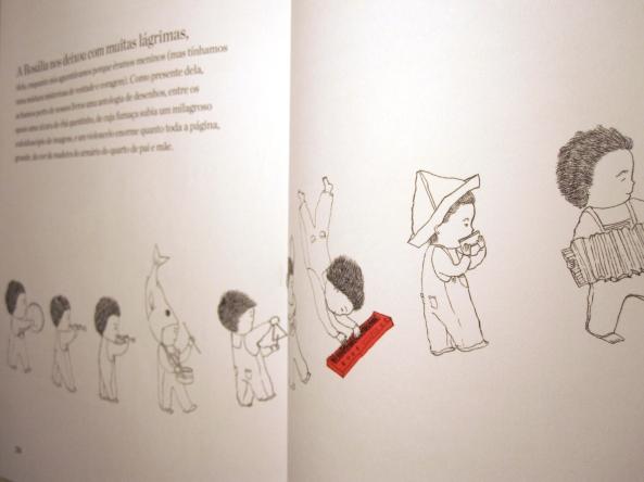 Benjamin - Poema Com Desenhos e Músicas - miolo