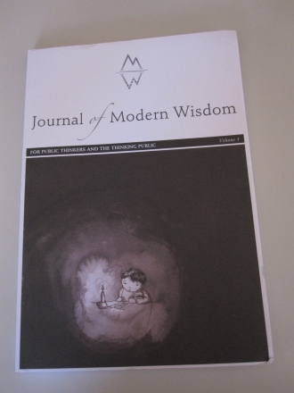 Journal of Modern Wisdom vol I