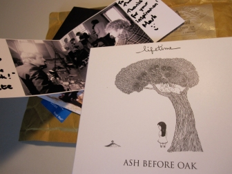 CD Ash before Oak - capa