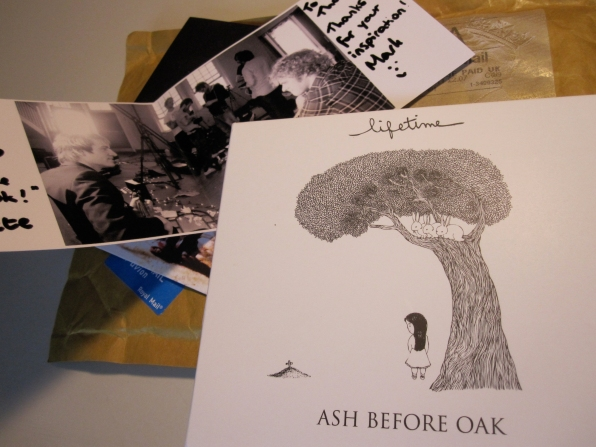 CD Ash before Oak - capa