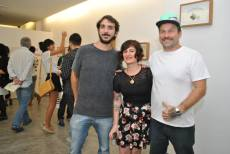 Mateu Velasco e Toz foto: Armando Araújo