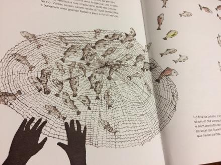 Fábulas de Leonardo da Vinci - Alfredo Sertã - Editora Melhoramentos